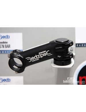The new Deda Nine stem is specifically built for shorter 29er riders looking to decrease their bar height