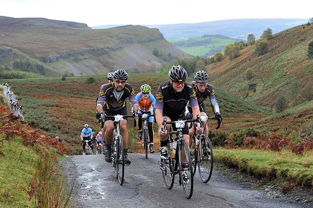 The Etape Cymru is an exacting test of any rider's ability and fitness
