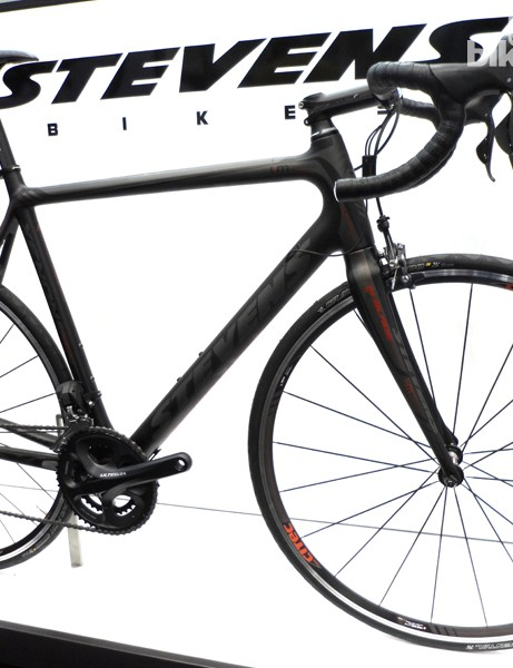 Matte black, stealthy looks and a headline grabbing price tag – the new Xenon Ultegra Di2