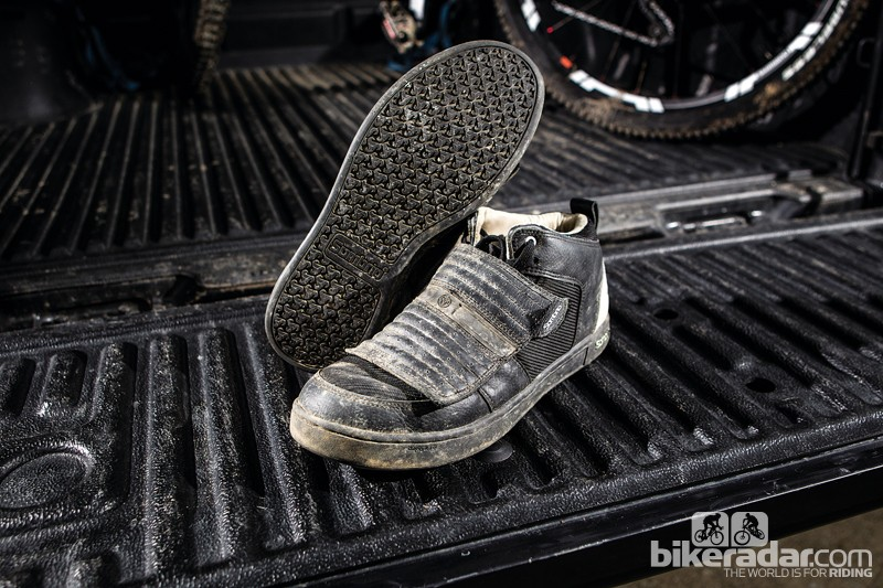 The Sombrio Shazam FS shoes have thin but comfortable soles