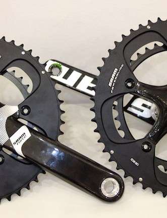 2013 SRAM Force chainsets in compact and race configurations