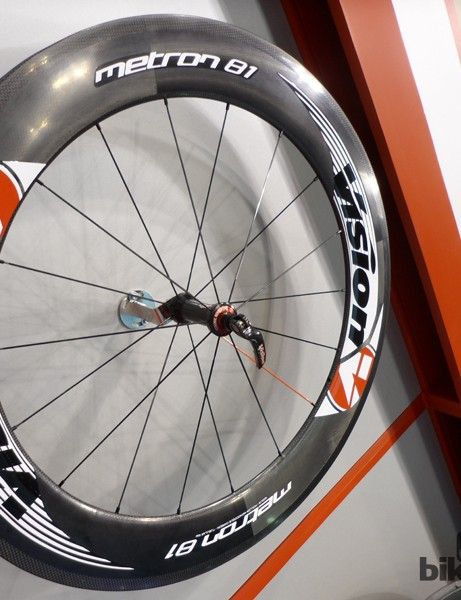 The Metron 81 promises to be lighter, wider, smoother and faster