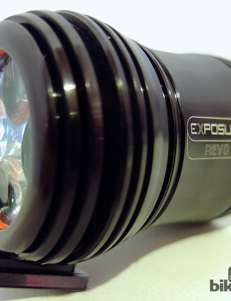 Exposure's new Revo dynamo front light offers 800 lumens of sustainable output