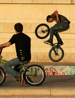 Before you buy your BMX, think about the type of riding you want to do – then figure out what weight of bike you need, and whether you need things like stunt pegs