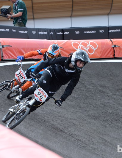 Since 2008, BMX racing has been included in the Olympics