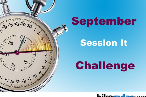 The September Session It challenge rewards all types of exercise
