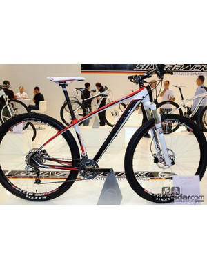 The Storm Race – a more highly specced version of the Storm 29er