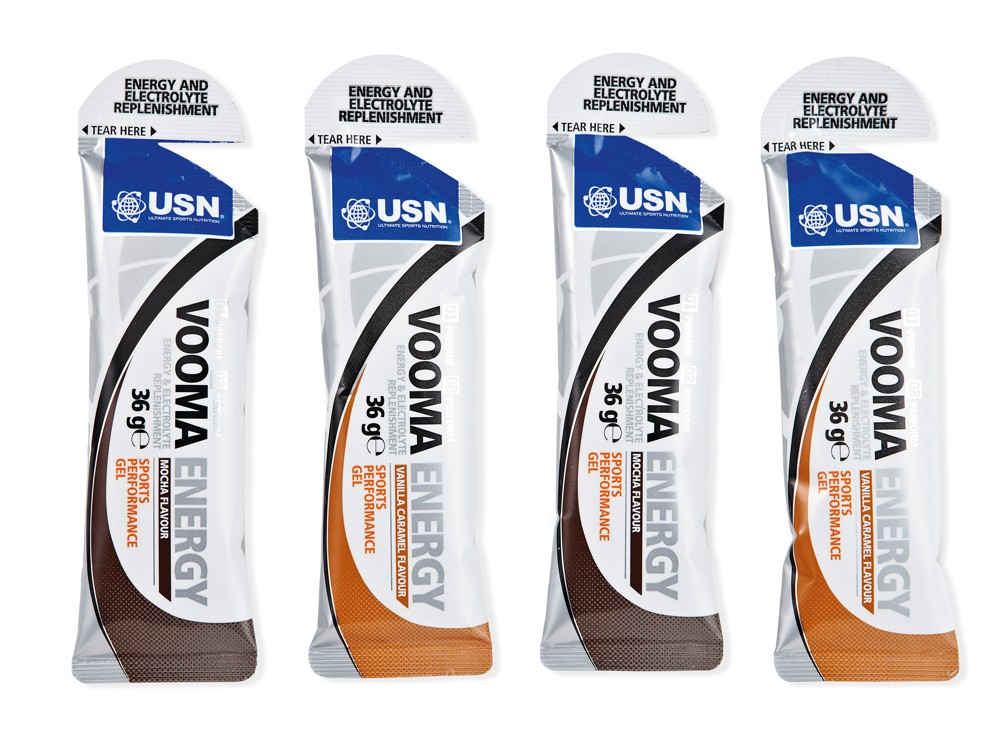 USN Vooma energy gel