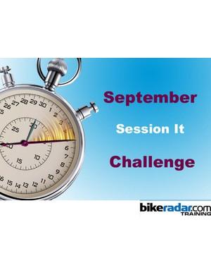 September's Session It challenge rewards all kinds of exercise