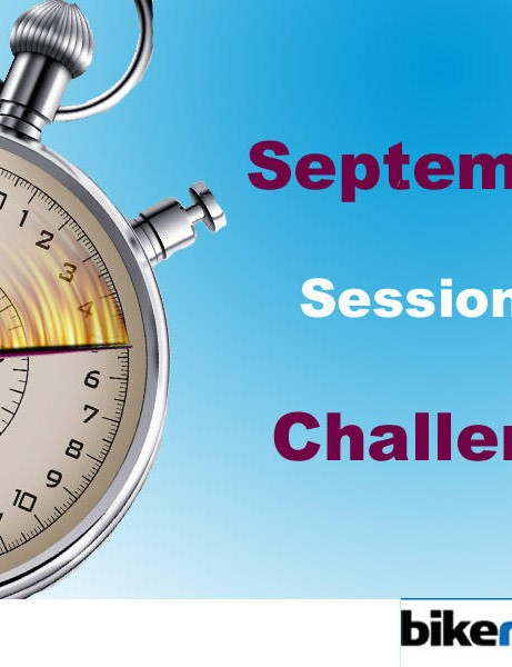 September's Session It challenge rewards all kinds of exercise