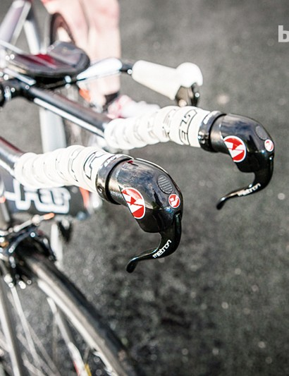 FSA's Vision Metron shifters were an intuitive hit with all our test team