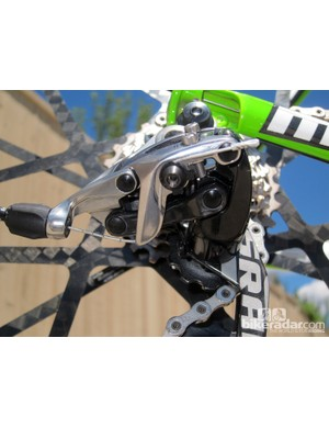 SRAM's 'Exact Actuation' cable pull geometry isn't some fancy gimmick. It legitimately addresses issues with variable derailleur hanger thickness between frame manufacturers for more consistent shift performance