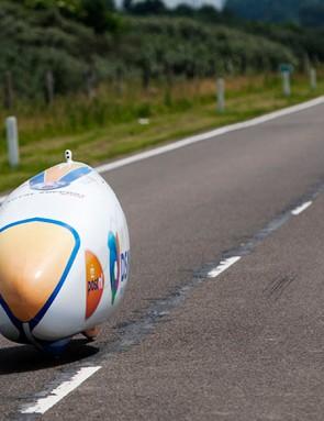 VeloX2 at speed: can it break 83mph?