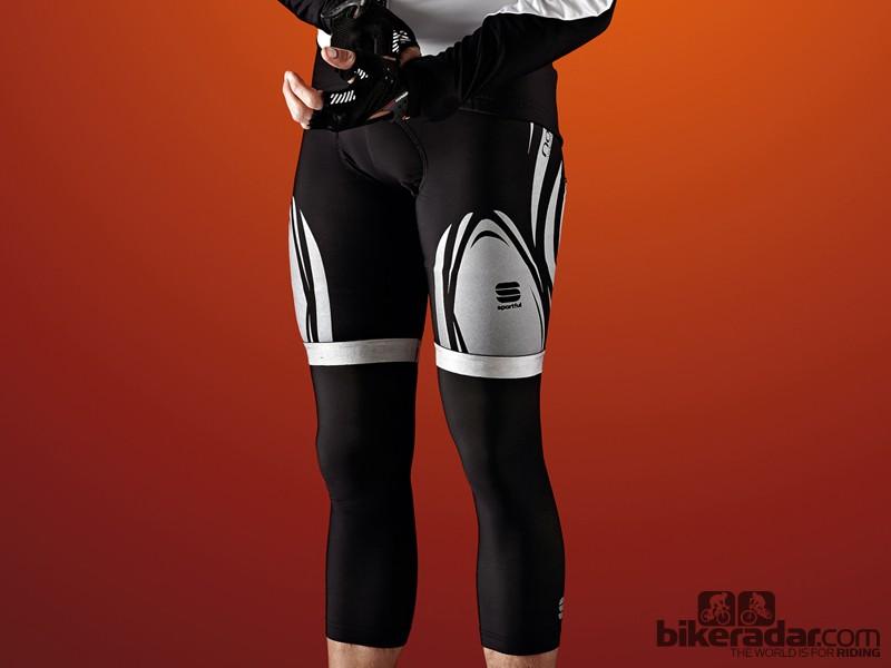 Sportful NoRain thermal bib short
