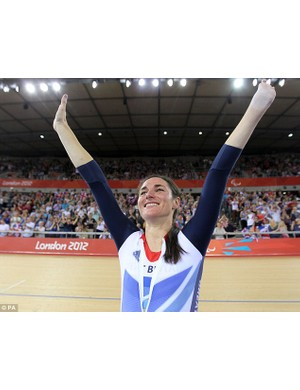 Fresh from Paralympics success, Sarah Storey will be at the Cycle Show 2012