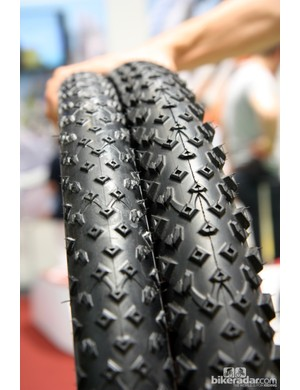 Michelin's new 29x2.1in Wild Race'R is built with an ultra-fast, shaved-down tread compared to the standard Race'R variants. Claimed weight is just 415g
