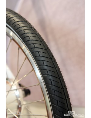 Michelin will also offer a trio of new urban-flavored tires for 2013, all with fast rolling treads and varying degrees of puncture protection