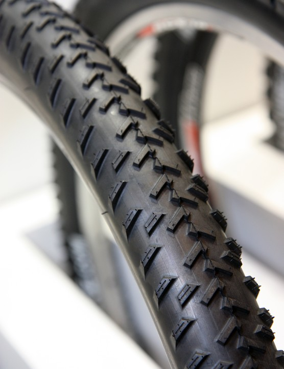 Kenda's unique Turnbull Canyon mountain bike tire is supposedly quick yet grippy - at least for cross-country applications