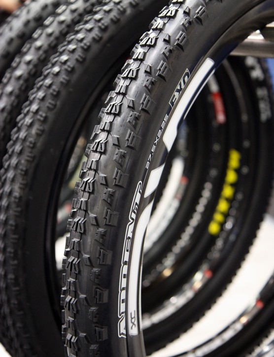 Maxxis's capable Ardent tread will be available in a 27.5x2.25in size for 2013
