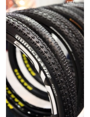 Maxxis will offer four 27.5in mountain bike tires for 2013, including the fast-rolling Crossmark