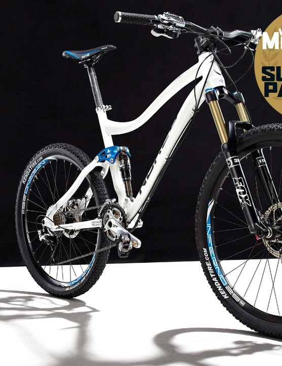 The Norco Sight 2 won the Surprise Package award for 2012