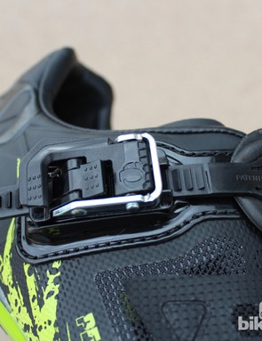 The X Project has a light micro-adjust buckle