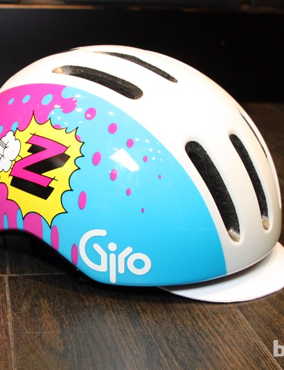 This is one of our favorite new colorways for the urban-flavored Giro Reverb helmet