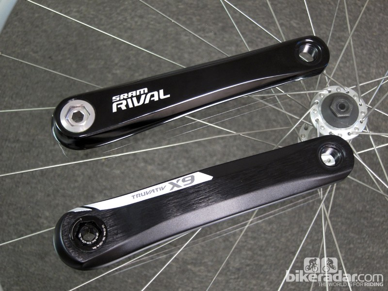 One of the only real downsides to the Stages Cycling StageONE power meter is that it currently is only compatible with aluminum crankarms. That's not that big of a deal for Shimano users but many SRAM owners will have to revert back to alloy arms. There also are currently no Campagnolo versions