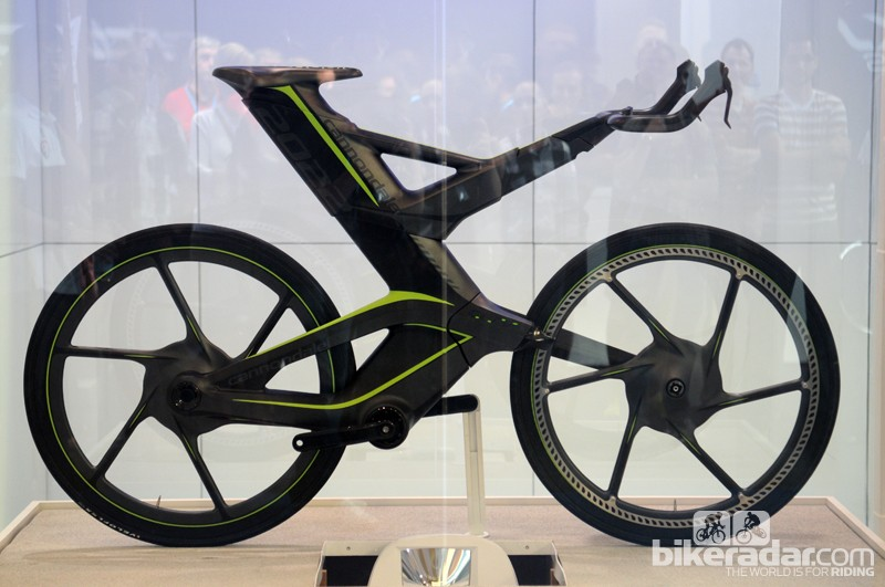 Is this what bikes will look like ten years from now?