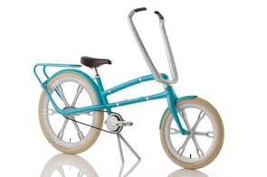 The Schwinn Ultimate Portable Velo is designed to seamlessly transition from pedal power to public transport