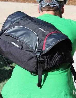 Shimano's new Osaka messenger bag