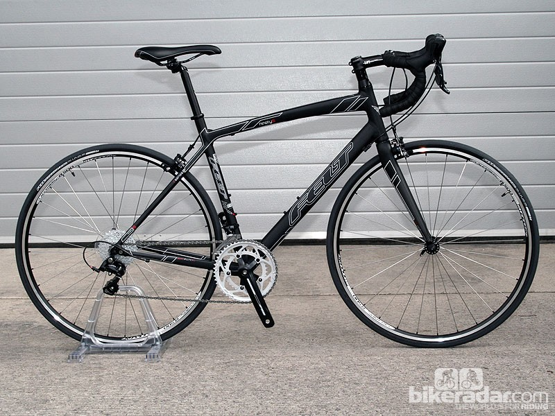 The Z95 (£649) is the starter model in the sportive-orientated Felt Z series