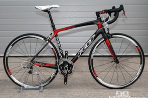 The Felt Z2 (£4,999) comes equipped with the 2013 SRAM Red group