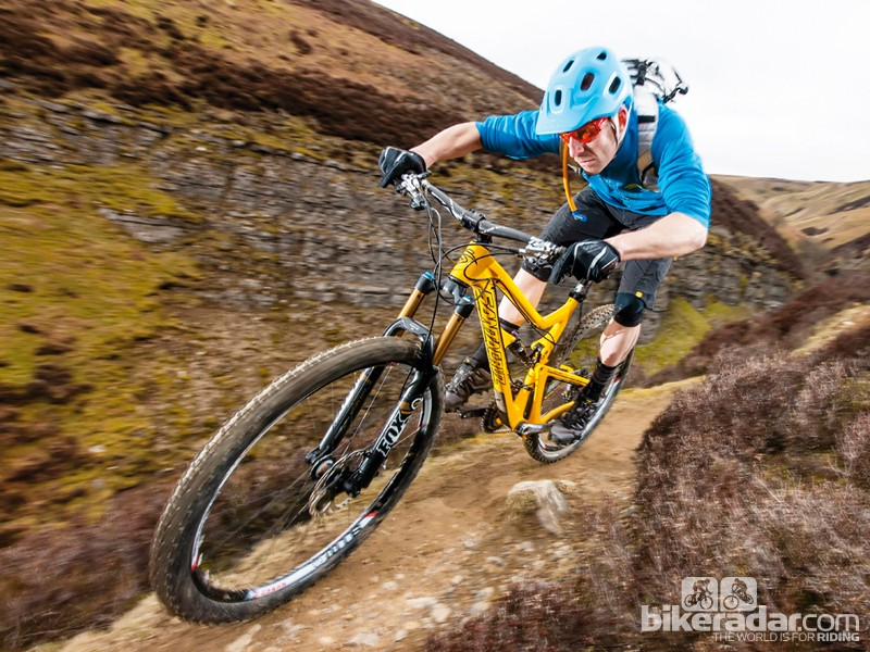 This is the fastest, most controlled and confident all-round trail bike we've ridden – if you can afford it