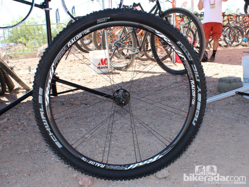 The new 9CXC is a 1,500g carbon 29er wheelset