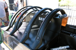 SKS is expanding its inexpensive Velo range of fenders with four widths from 42-65mm