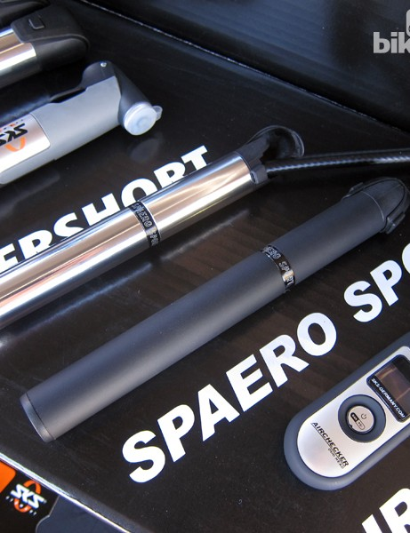 SKS's Spaero Sport now reportedly goes up to 110psi with its Presta-only head and retractable flexible hose