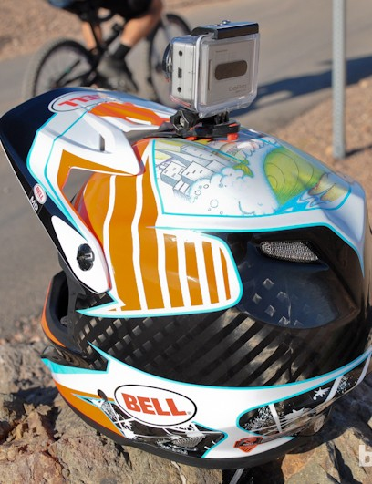 The Bell Full-9 is packed with features, many of which are borrowed from its Moto-9 big brother