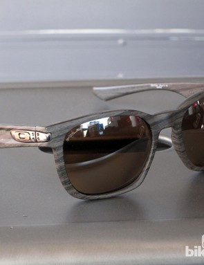 Oakley's new Garage Rock looks to be a more modern offshoot of the evergreen Frogskins.