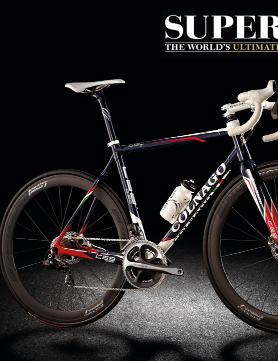 The Colnago C59 Disc is what happens when half a century of bike making tradition collides with cutting edge innovation