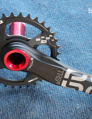 e*thirteen's TRSr cranks are lightweight and intended for enduro and all-mountain use