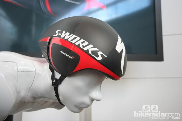 The project reset the button of where Specialized were at the time in terms of helmet aerodynamics
