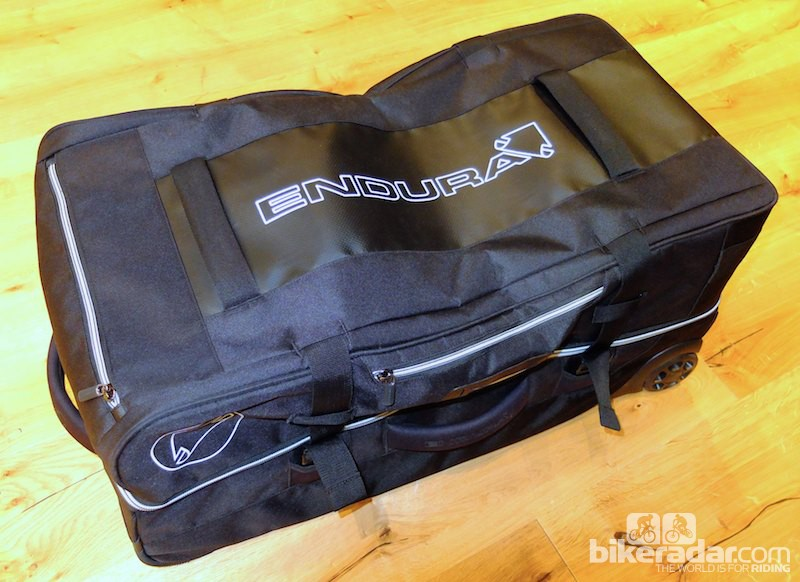 Endura's new Roller Kit Bag is vast enough to cope with big bike-specific trips