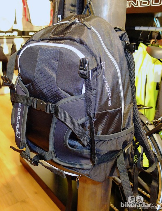 Endura's new backpacks have a huge array of technical features