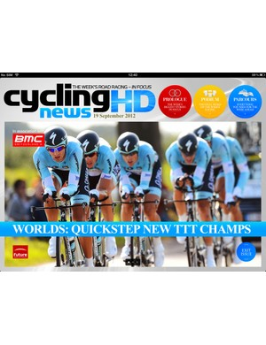 All eyes are focussed on the World Championships in this week's edition of Cycling News HD