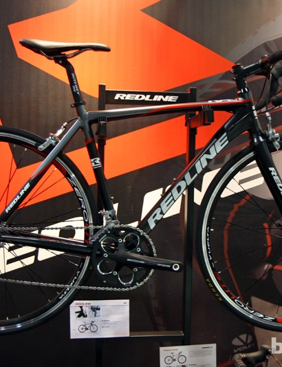 Redline says the RA1 is the company's first road bike that was wholly designed in-house