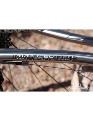 Litespeed it still holding most of its ground with titanium as the frame material of choice…