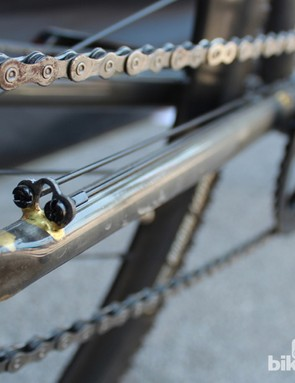 Will you change a spoke on the road? Probably not. But you could