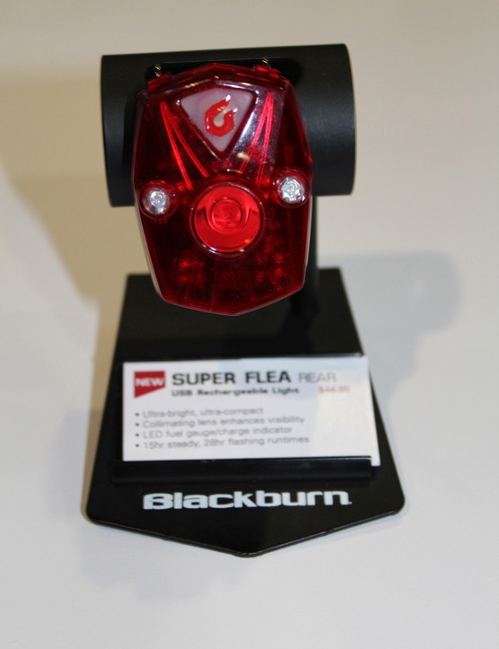 The new $44.99 Super Flea Rear light