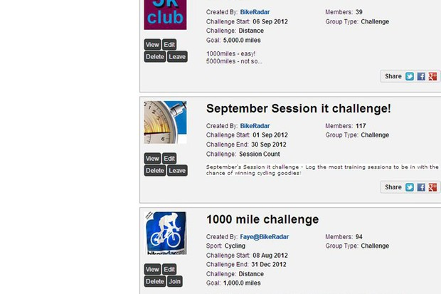 Join our challenge groups to push your fitness to the next level and win prizes